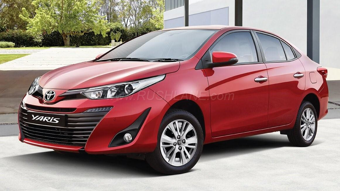New Toyota Yaris India launch on 18th May - Bookings open