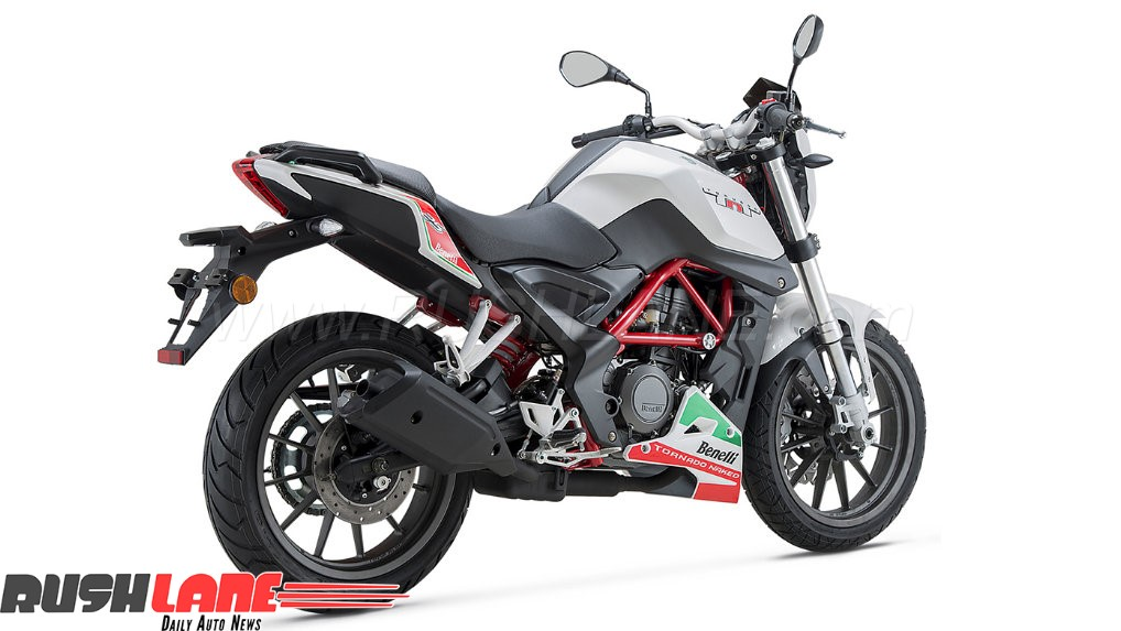 Benelli TNT 25 Discontinued In India? Goes Missing From
