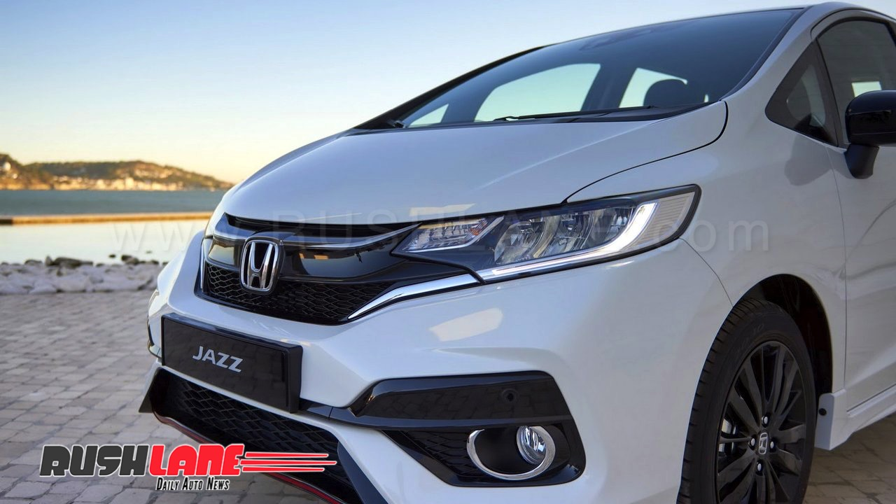 new honda jazz for india will not get any updates seen on euro
