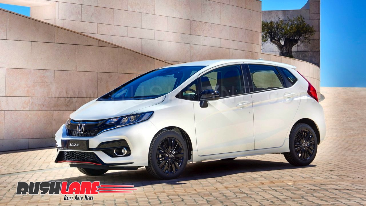 2018 honda jazz to be launched in india this month - photo gallery