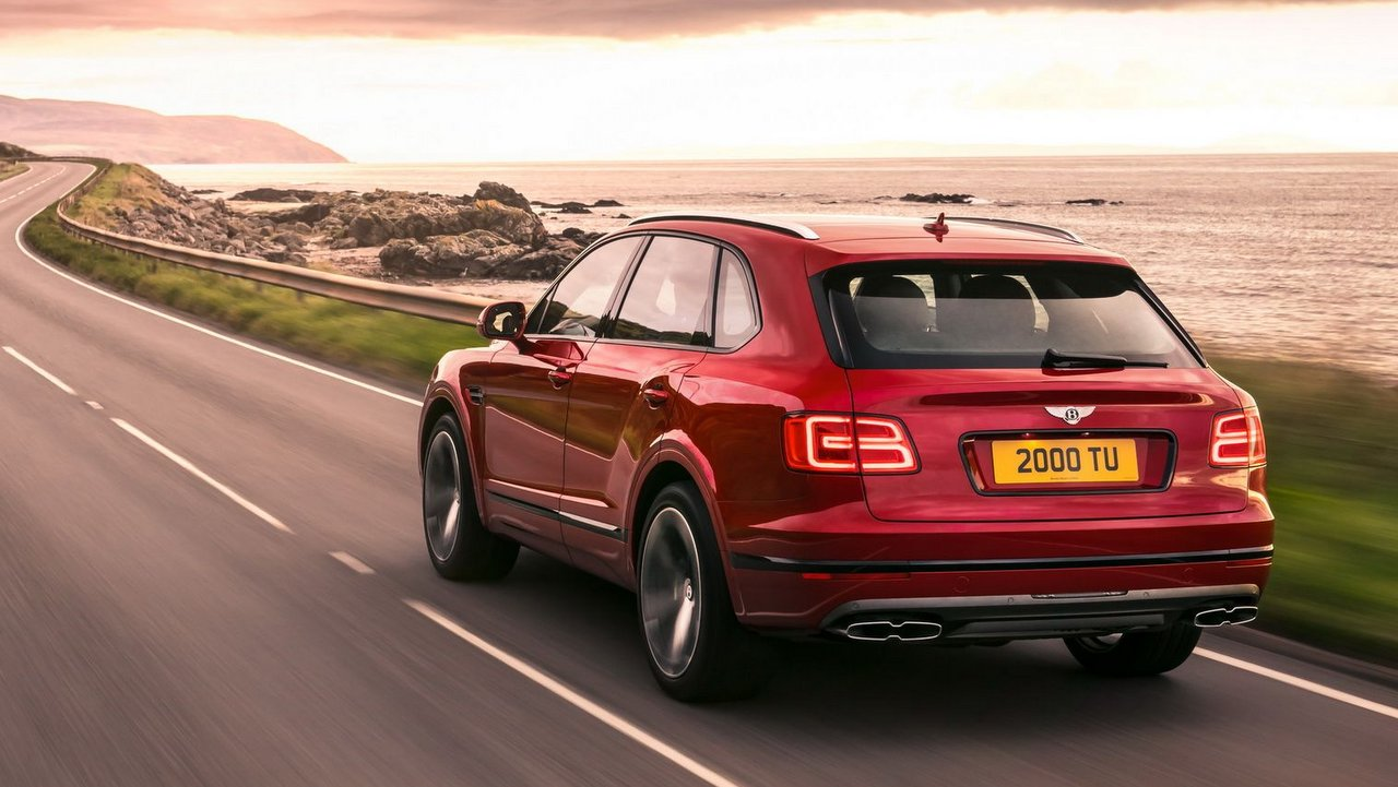 Bentley Bentayga V8 Launched In India Price Rs 3 78 Crore