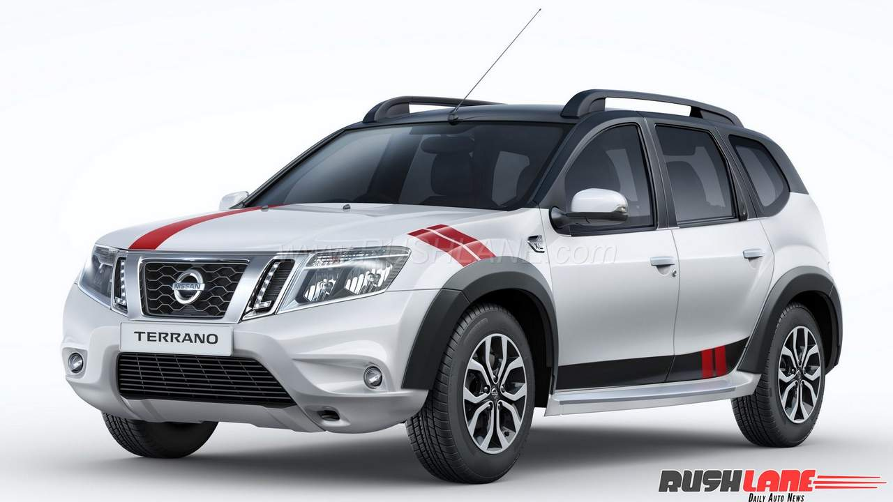 Nissan Terrano Sport Edition Launched To Go With The Ipl 2018 Fever