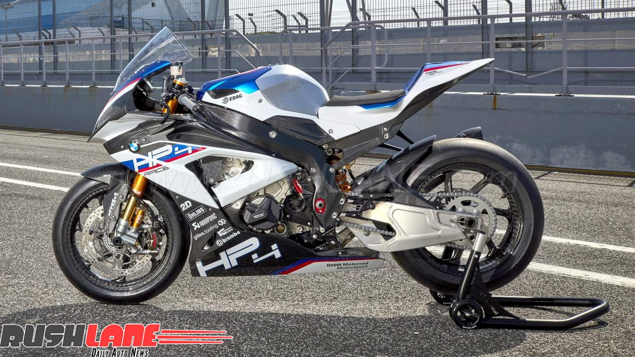 Bmw S1000rr For Sale >> BMW HP4 RACE superbike launched in India at Rs 85 lakhs - Not road legal