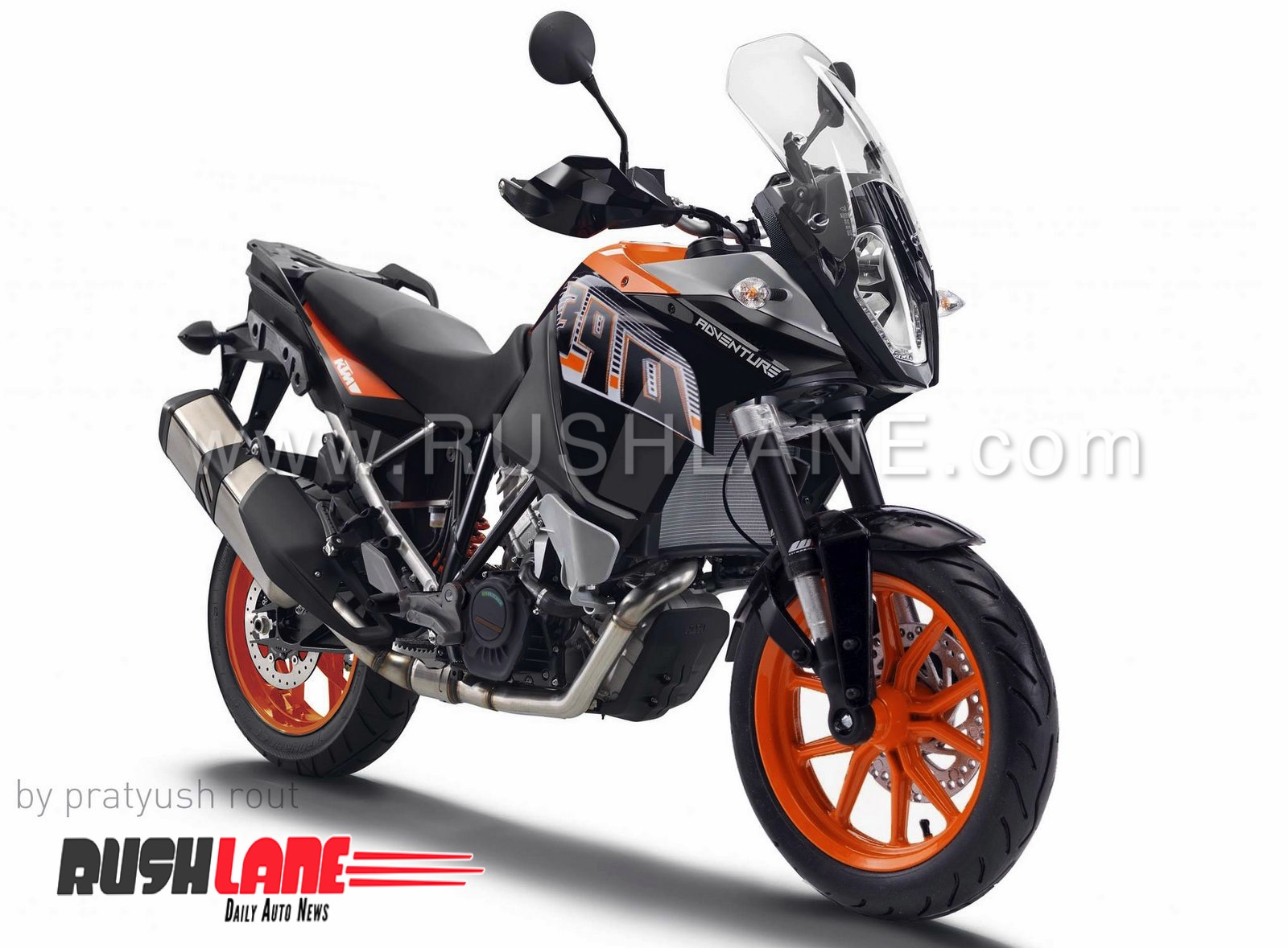 2019 ktm 390 adventure rendered ahead of india launch