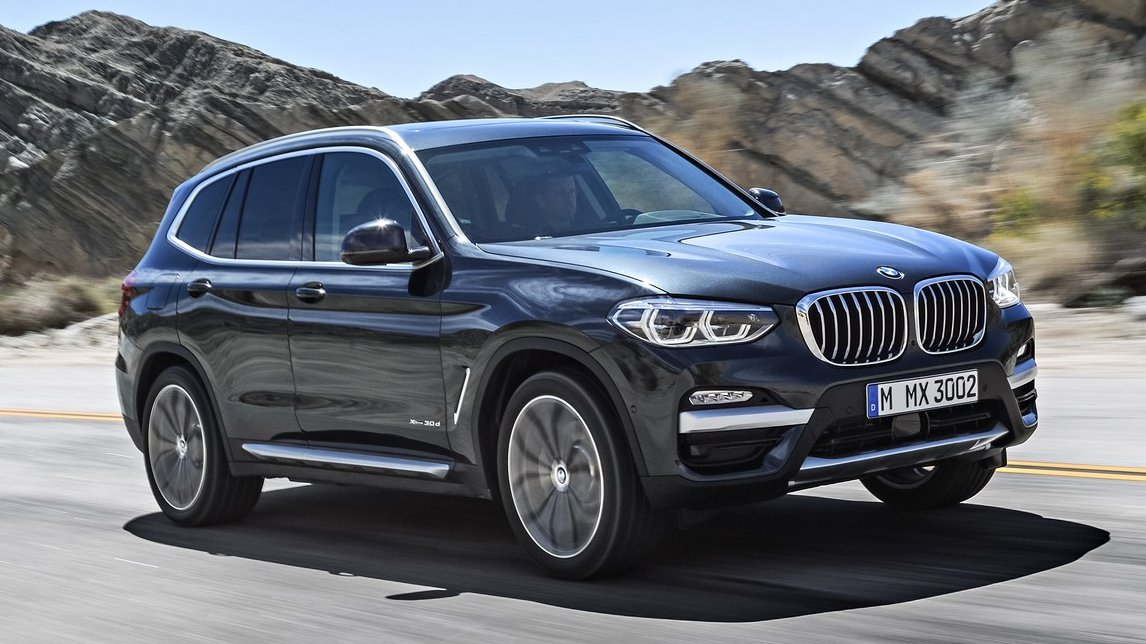 new bmw x3 suv india launch on 19th april 2018. Black Bedroom Furniture Sets. Home Design Ideas