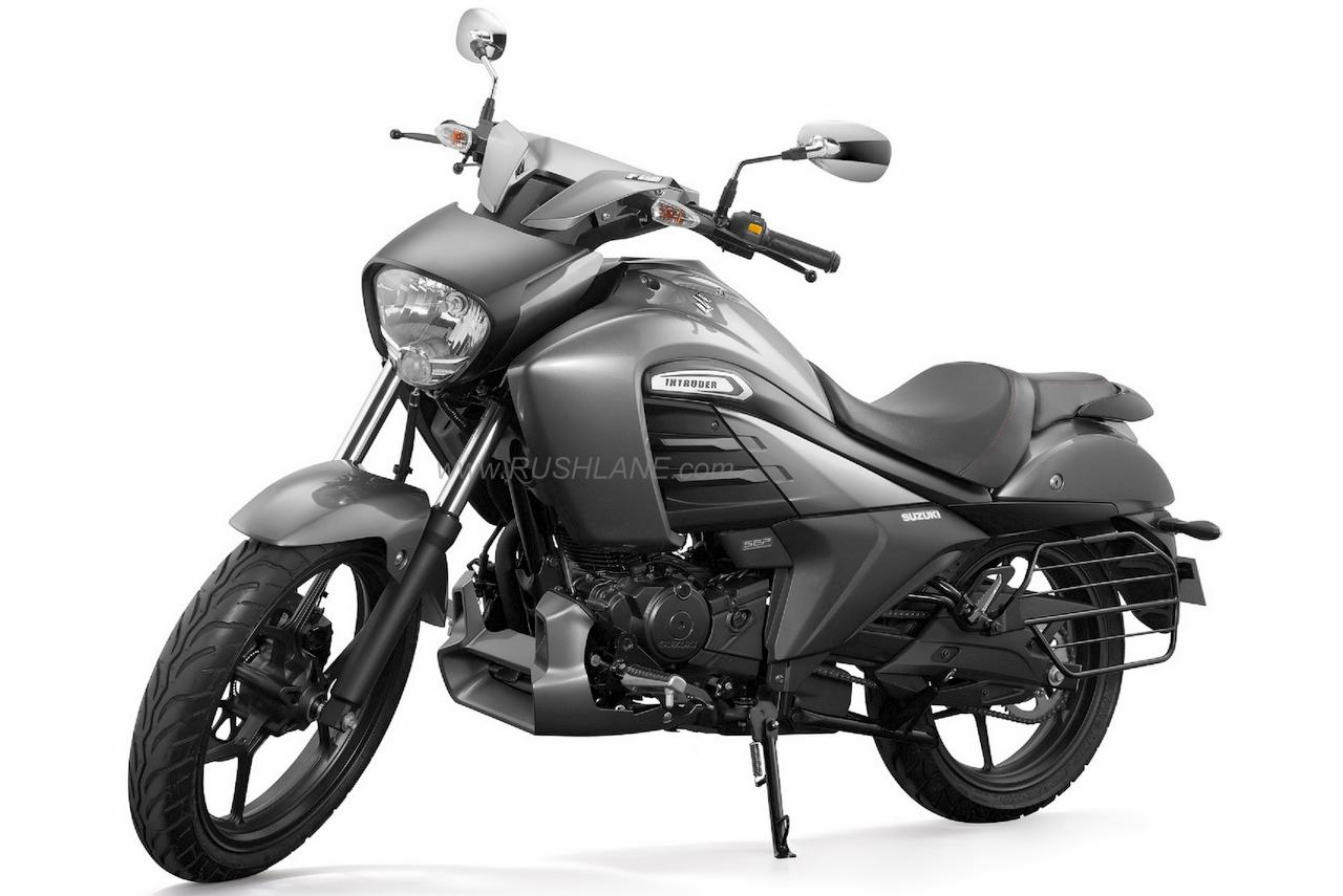 Suzuki Intruder 150 Fi Launched In India Price Rs 1 06 Lakh Ex Sh