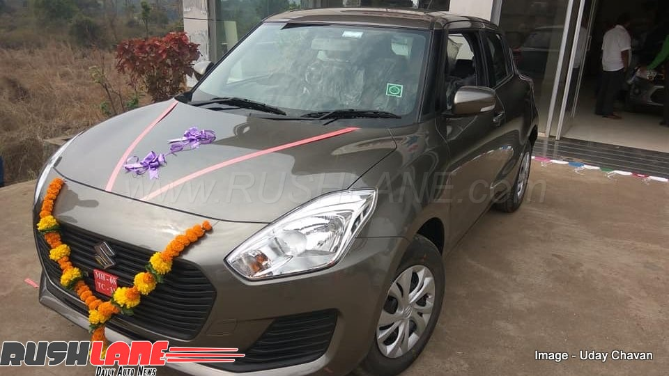 2018 Maruti Swift, Dzire recalled in India - Possible fault in