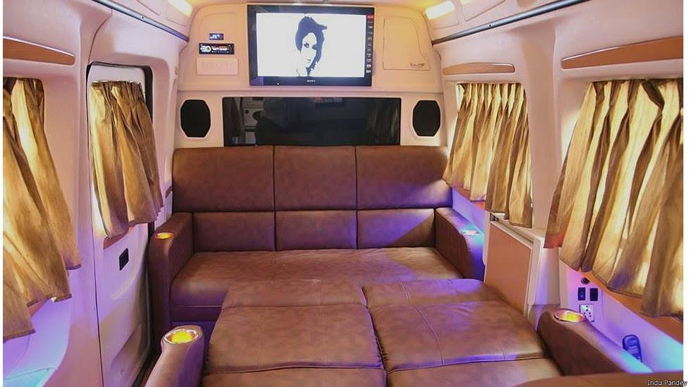 Bollywood Celebrities And Their Ultra Luxurious 5 Star Vanity Vans