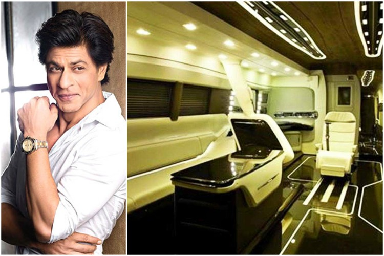 Bollywood Celebrities And Their Ultra Luxurious 5 Star Vanity Vans