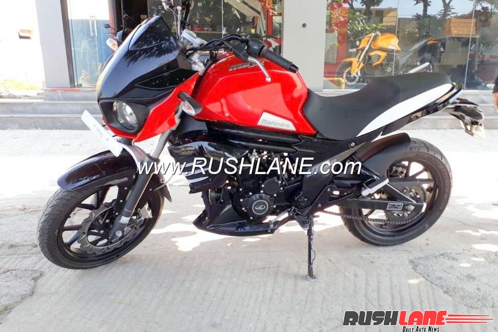 Mahindra Mojo Ut 300 Universal Tourer Launched At Rs 1