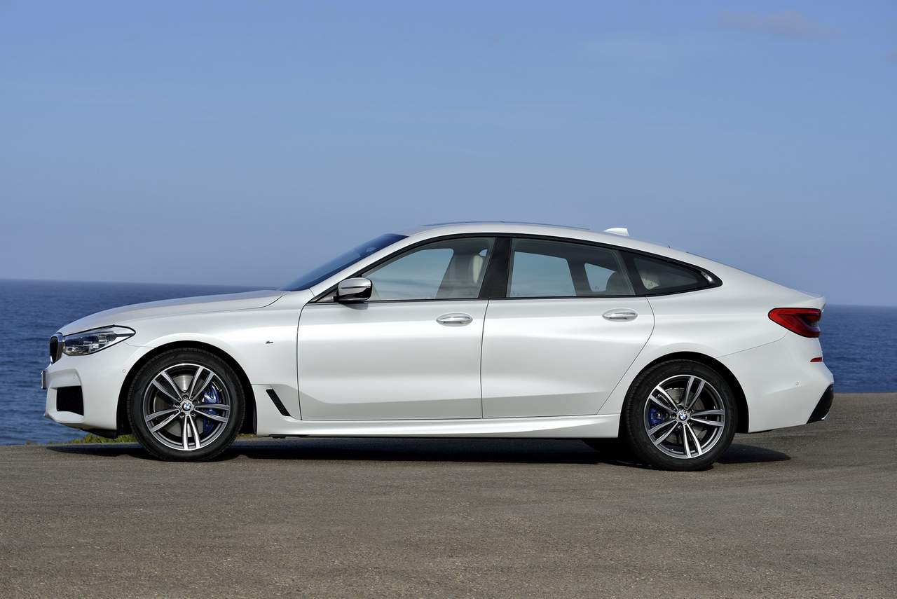 2018 bmw 6 series gt diesel launched in india price rs 66 5 lakh. Black Bedroom Furniture Sets. Home Design Ideas