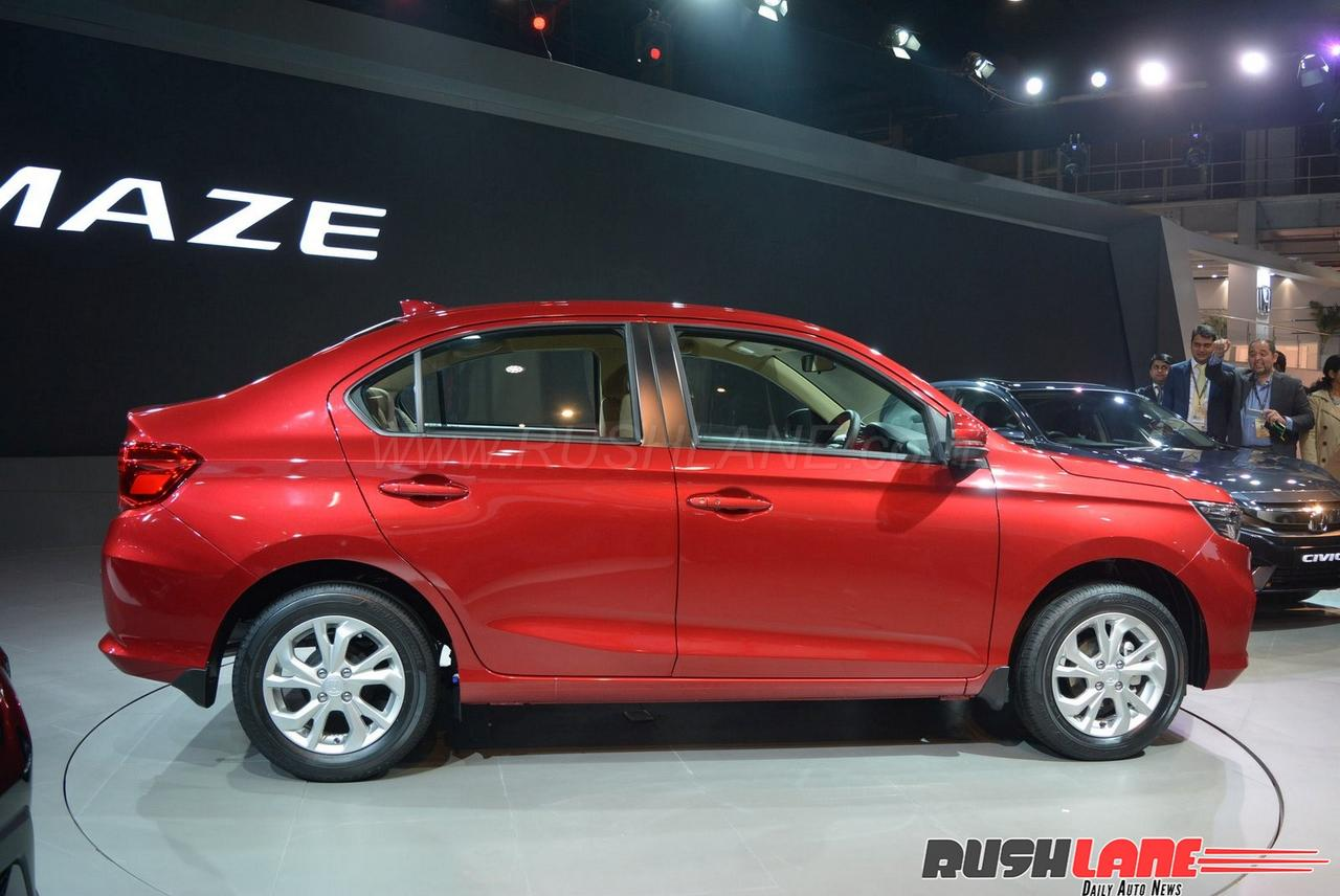 1st Gen Honda Amaze Launch Saw Rivals Update Their Game Launched Newer Cars Or Updated The Existing Since Of We Have Seen