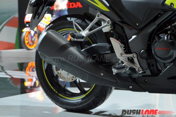 2018 Honda CBR250R launch price Rs 1 63 lakh - Brochure and