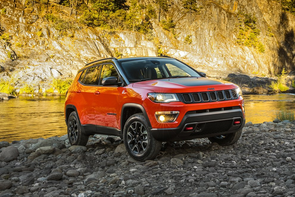 Jeep Compass Trailhawk 4x4 Diesel At Bookings Open Launch July 2018