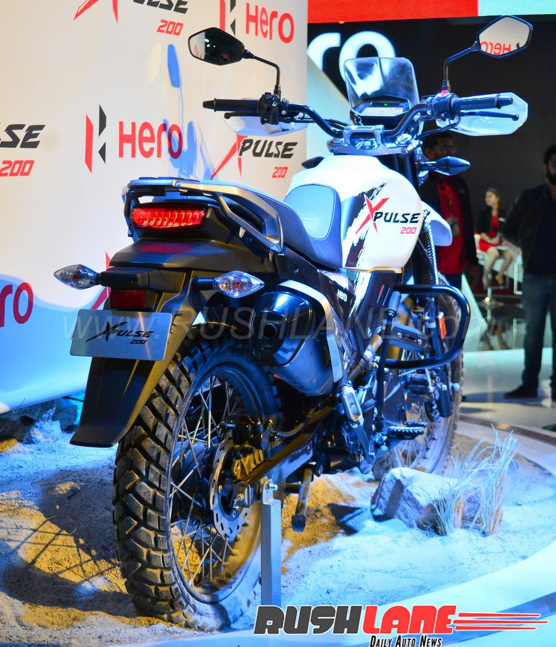 Hero Xpulse Will Be Powered By Xtreme 200 R Engine