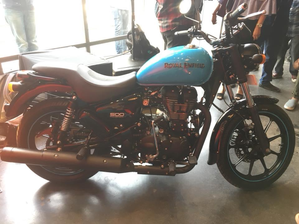 thunderbird x 350 price