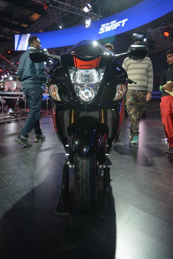 2018 Suzuki Hayabusa Price Reduced To Rs 13 59 000