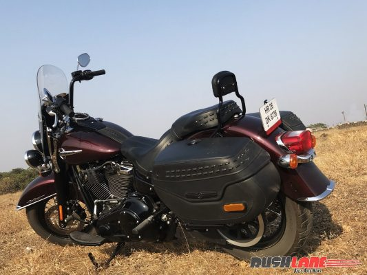 Harley Davidson Softail Heritage Classic Review: Ameliorated
