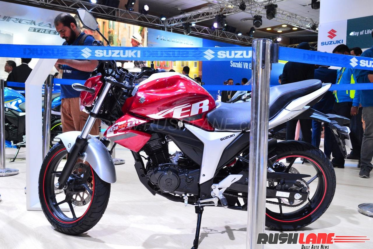 2018 suzuki gixxer and gixxer sf launched in india