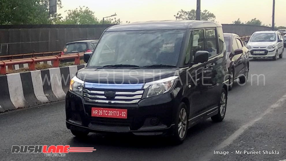 Road Test New Maruti Wagonr 7 Seater To Launch In India In November