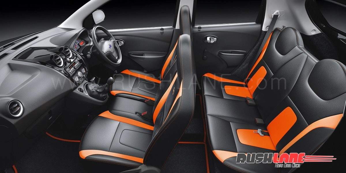 Phenomenal Datsun Remix Edition Introduced For Go And Go Plus More Orange Spiritservingveterans Wood Chair Design Ideas Spiritservingveteransorg