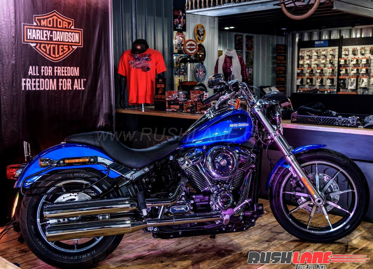 Price reduced for Harley Davidson CBU bikes after customs