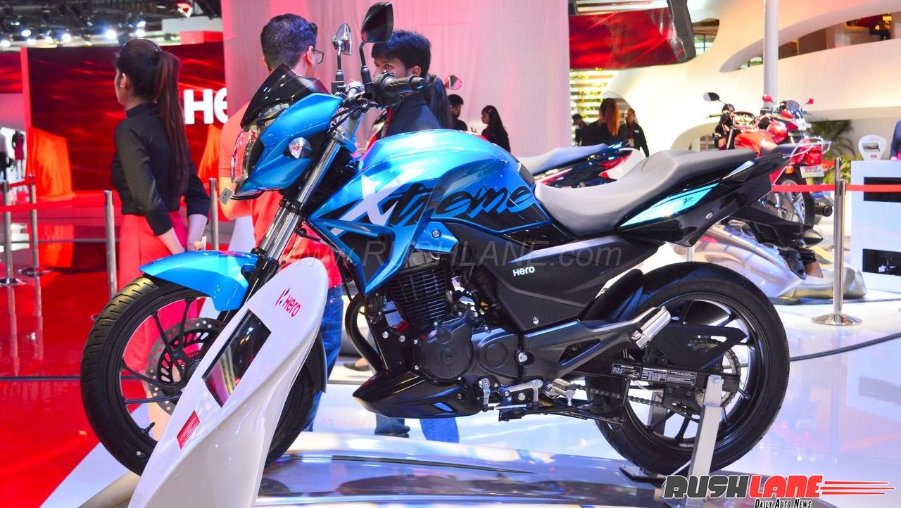 Hero Xtreme 200r Launched Officially Price Rs 89 900 Rivals