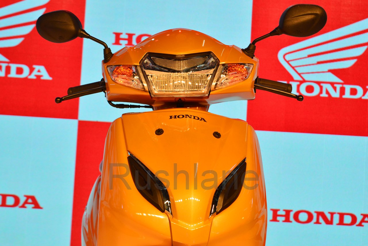 Honda Activa 5G automatic scooter launched in India at INR ...