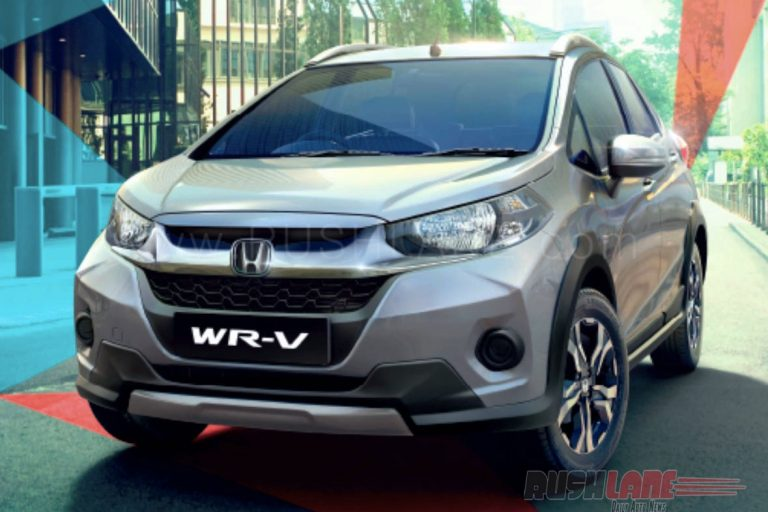 Honda WRV sales cross 50,000 units in FY 2018 – More than Jazz