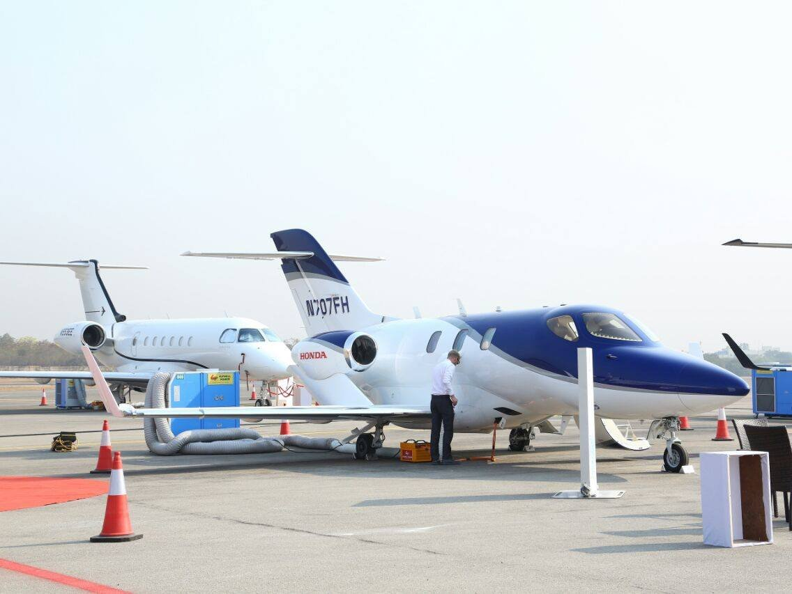 Hondajet sales begin in india hondajet n707fh for How much is a honda jet