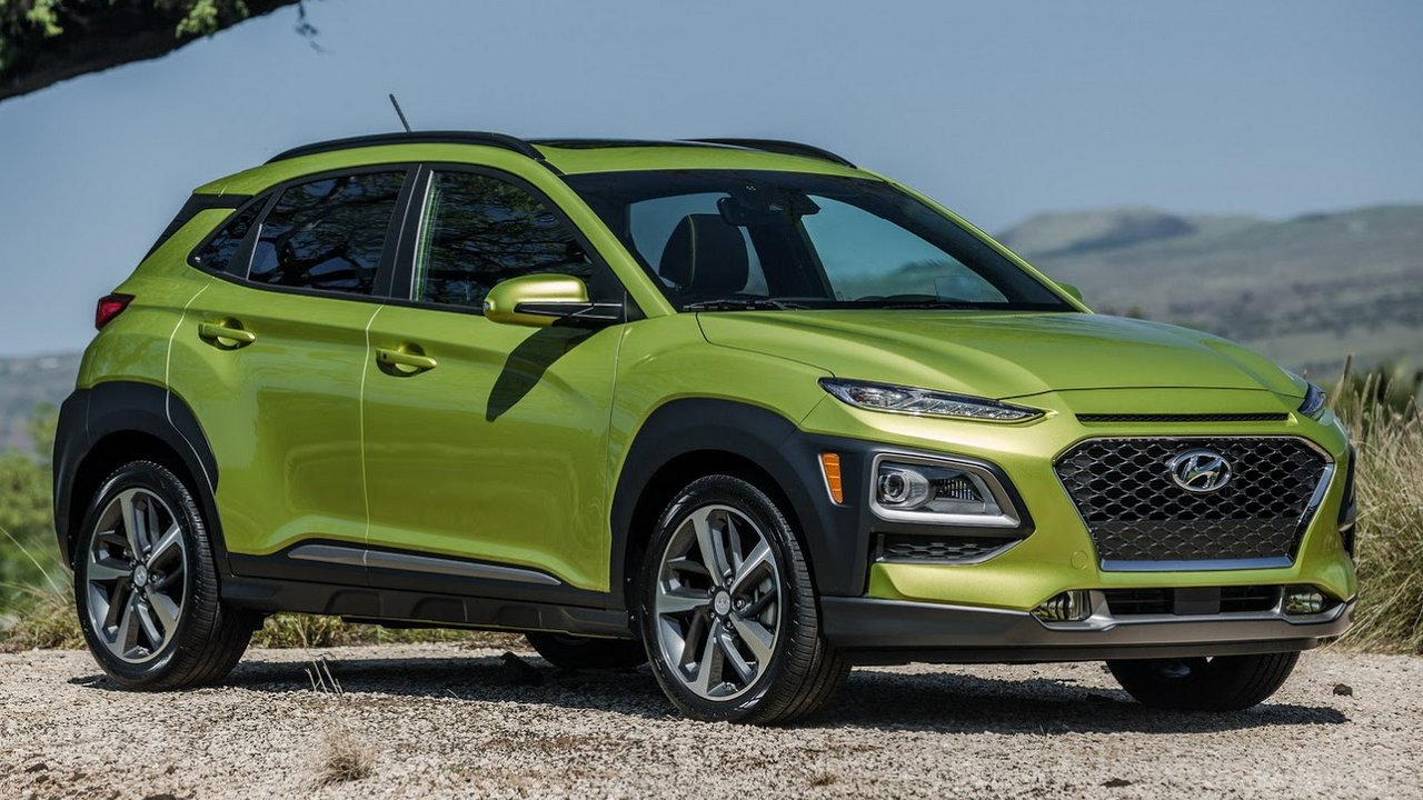 Hyundai Kona will be Hyundai's first electric car for ...