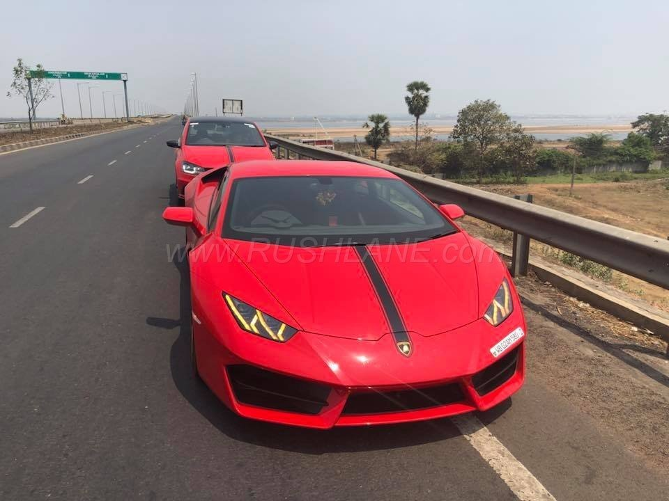 Lamborghini Huracan Owner Completes 4 400 Km Road Trip On Indian Roads