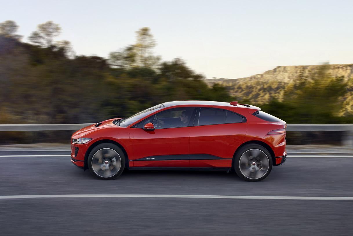 Jaguar I-Pace Unveiled