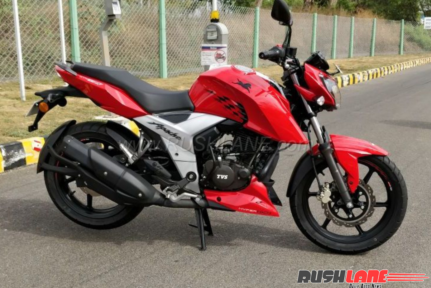 new tvs apache 160 review does it have enough to be the best