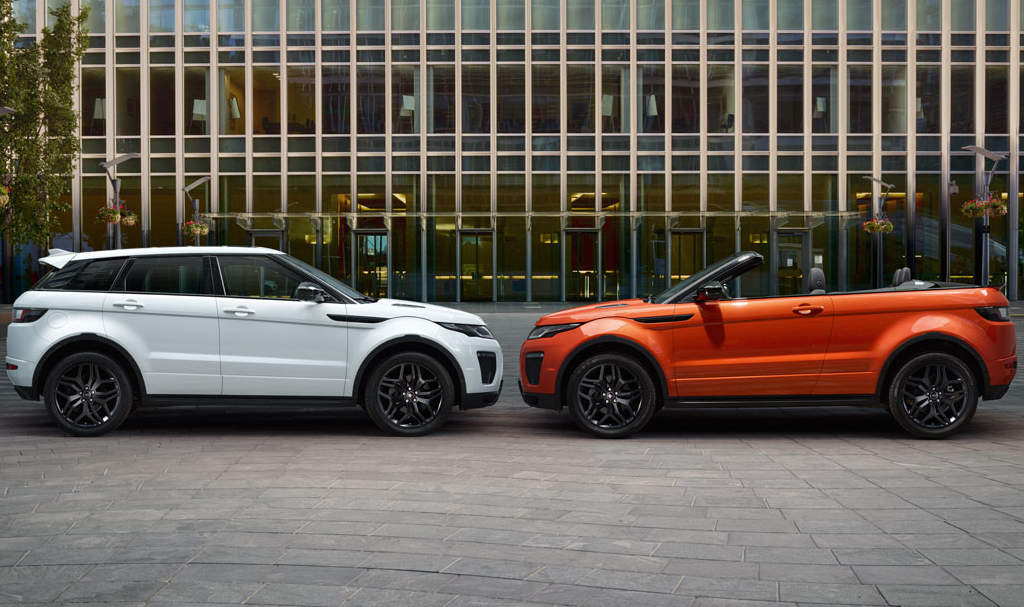 Range Rover Evoque Convertible Launch In India On 27th March 2018