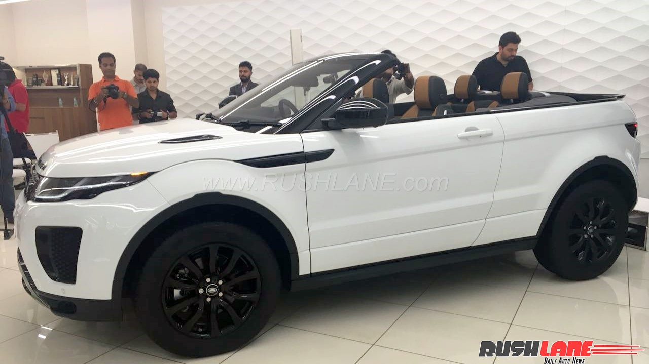 price reviews and original range rover car convertible test s driver landrover land review evoque photo