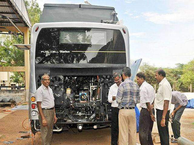 Tata Motors and IOC carry out joint tests of Tata Hydrogen