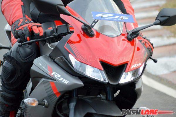 New Yamaha R15 V3 Review - Champion sports bike under 200cc