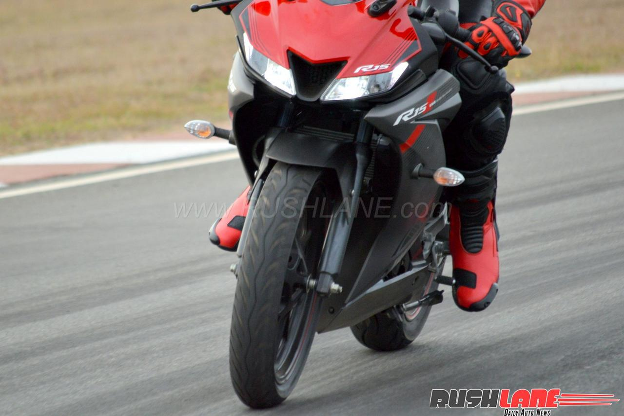 New Yamaha R15 V3 Review - Champion sports bike under 200cc
