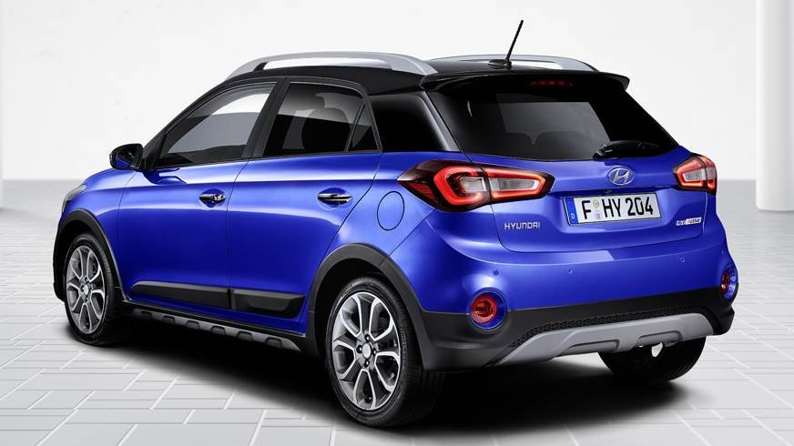2018 hyundai i20 active facelift unveiled ahead of india launch. Black Bedroom Furniture Sets. Home Design Ideas