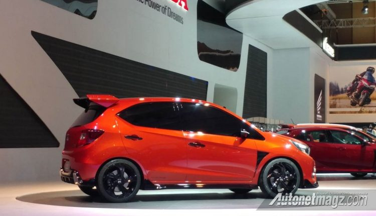 2019 Honda Brio Concept (Maruti Swift rival) makes global debut