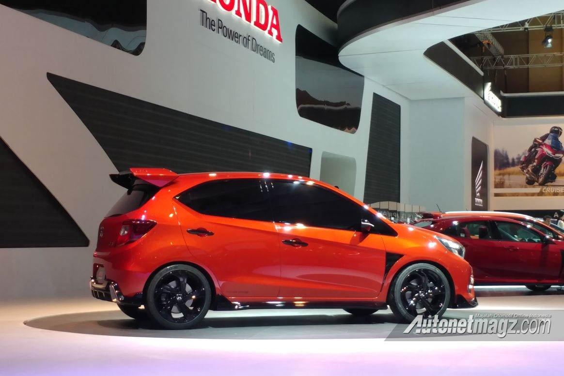 2018 Honda Brio shares platform with new Amaze - Rivals ...