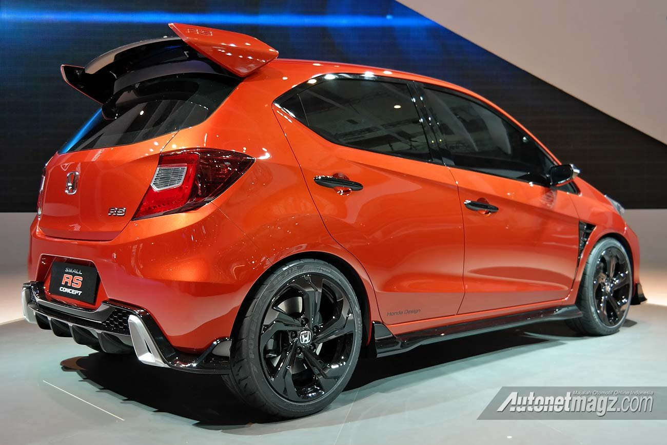 2019 Honda Brio Concept (Maruti Swift Rival) Makes Global