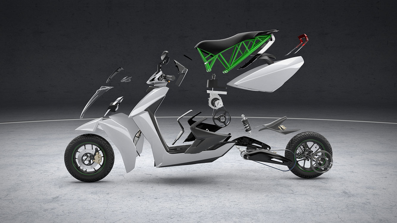 Ather S340 Electric Scooter To Enter Production In July