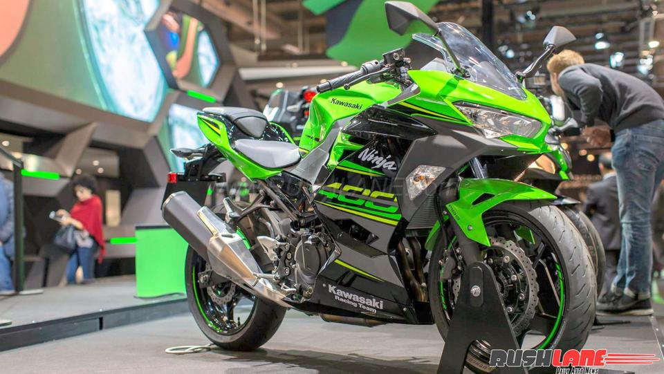 Kawasaki Ninja 400 Launched In India At Rs 469 Lakhs