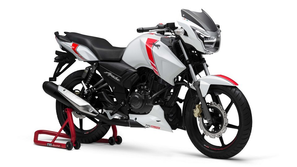 TVS Apache RTR 160 4V Price 2019, Images Mileage, Review ...