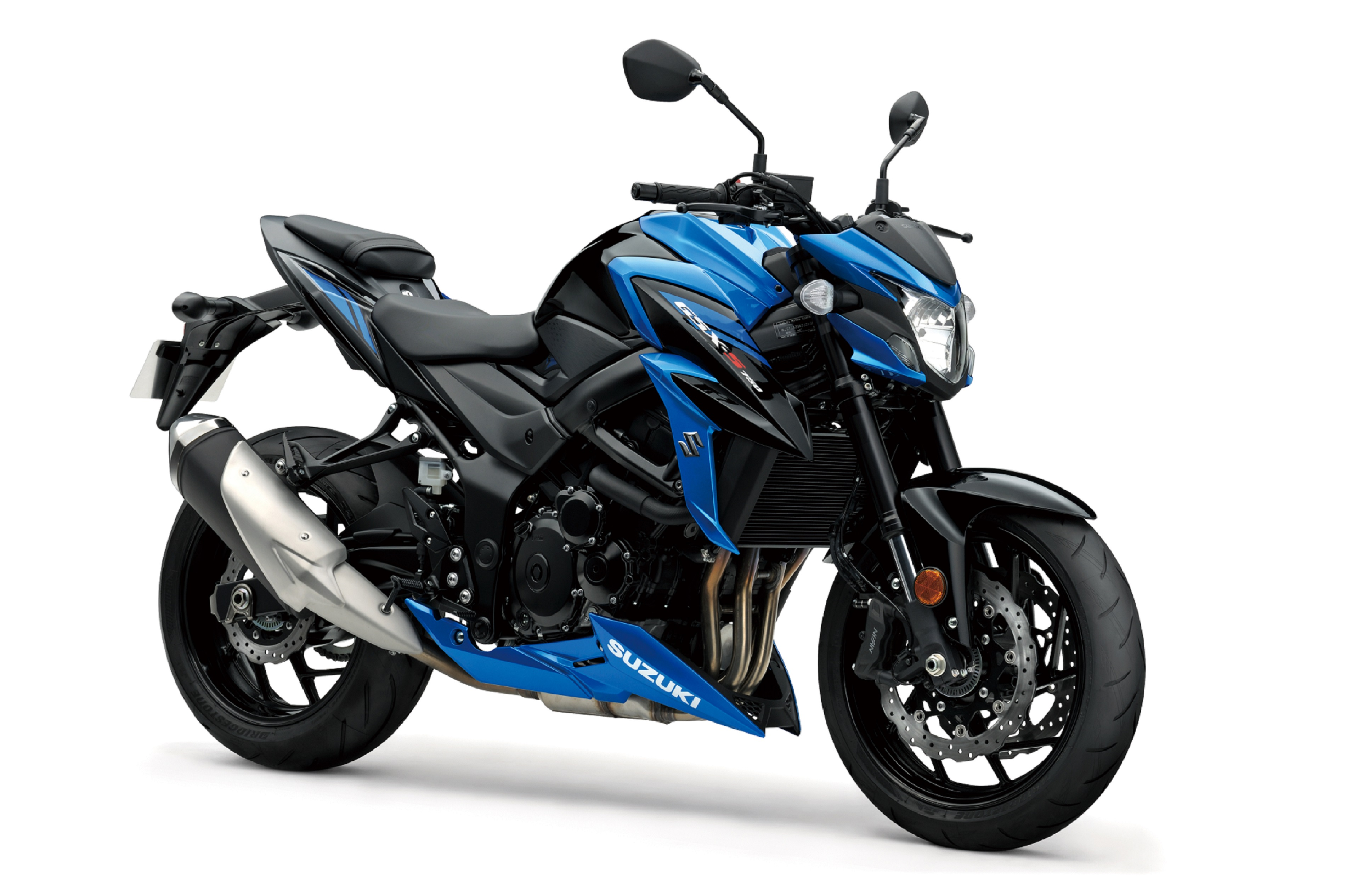Suzuki Gsx S750 Launched In India At Inr 7 45 Lakhs