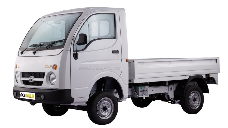 Tata Ace Gold The Original Chotta Haathi Launched At