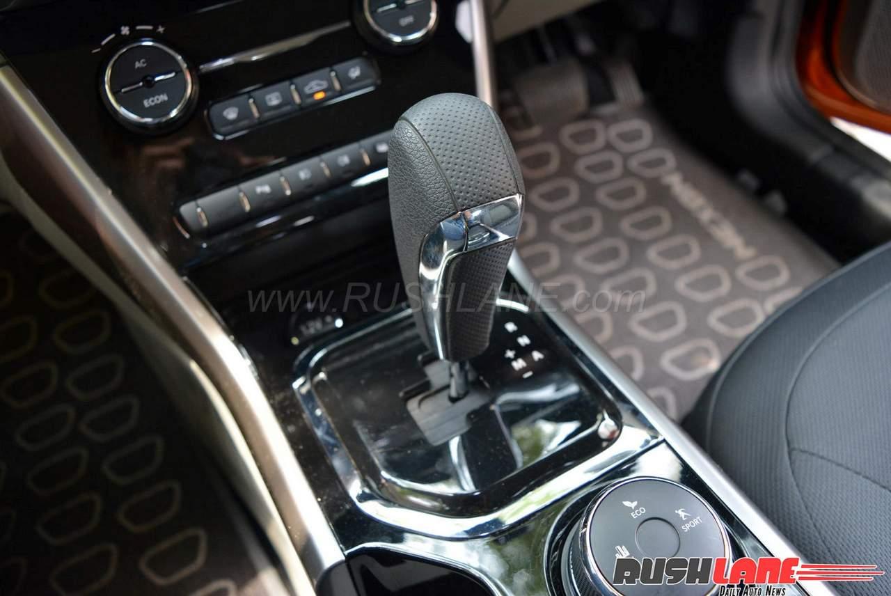 Tata Nexon AMT gear lever