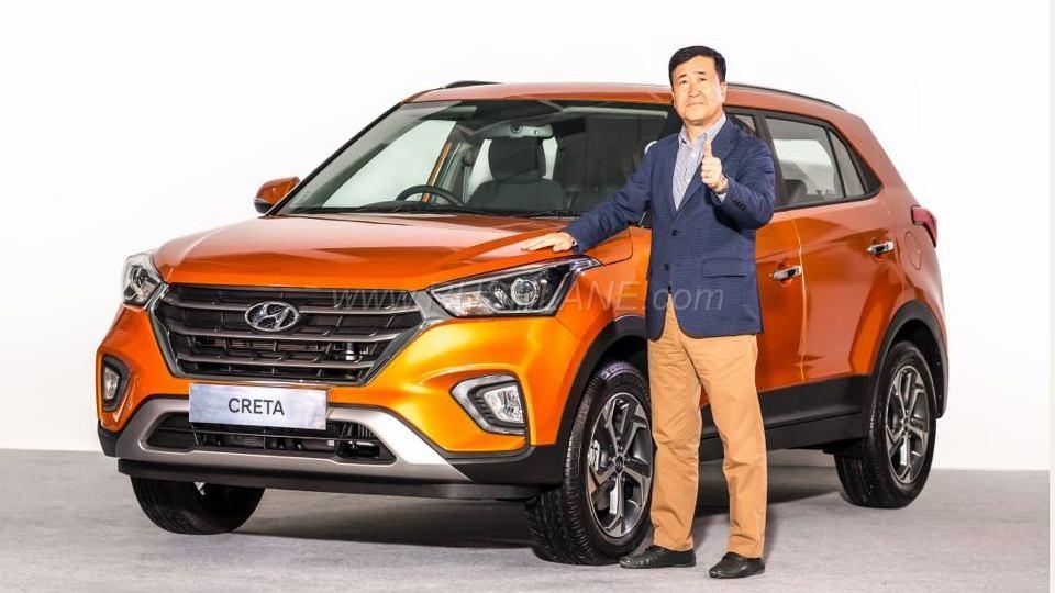 2018 Hyundai Creta Launched Price Rs 9 43 Lakhs Motorshout